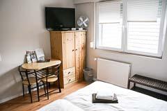 Zweibettzimmer der Pension Farwerk in Legden